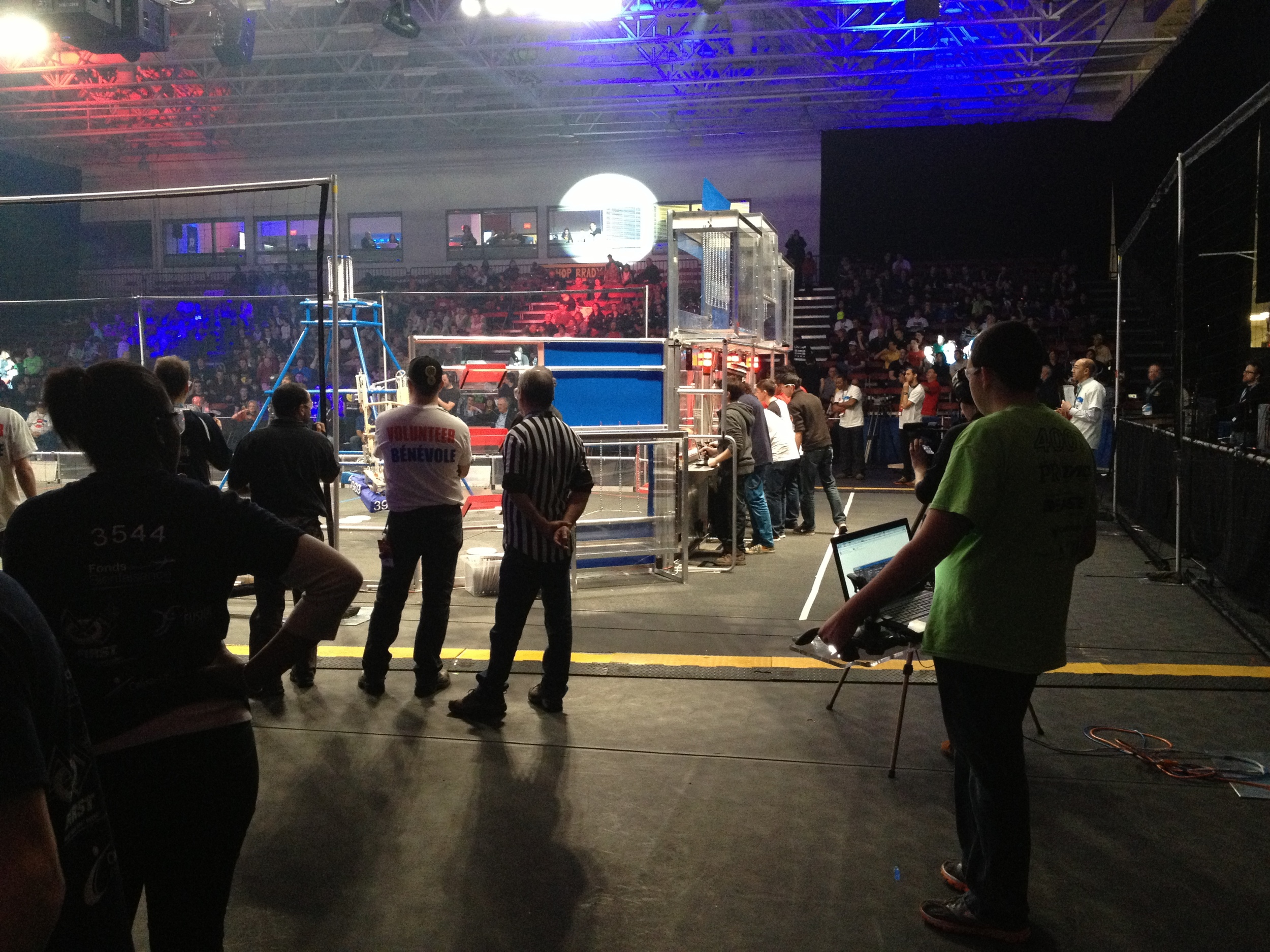 FIRST Robotics Quebec