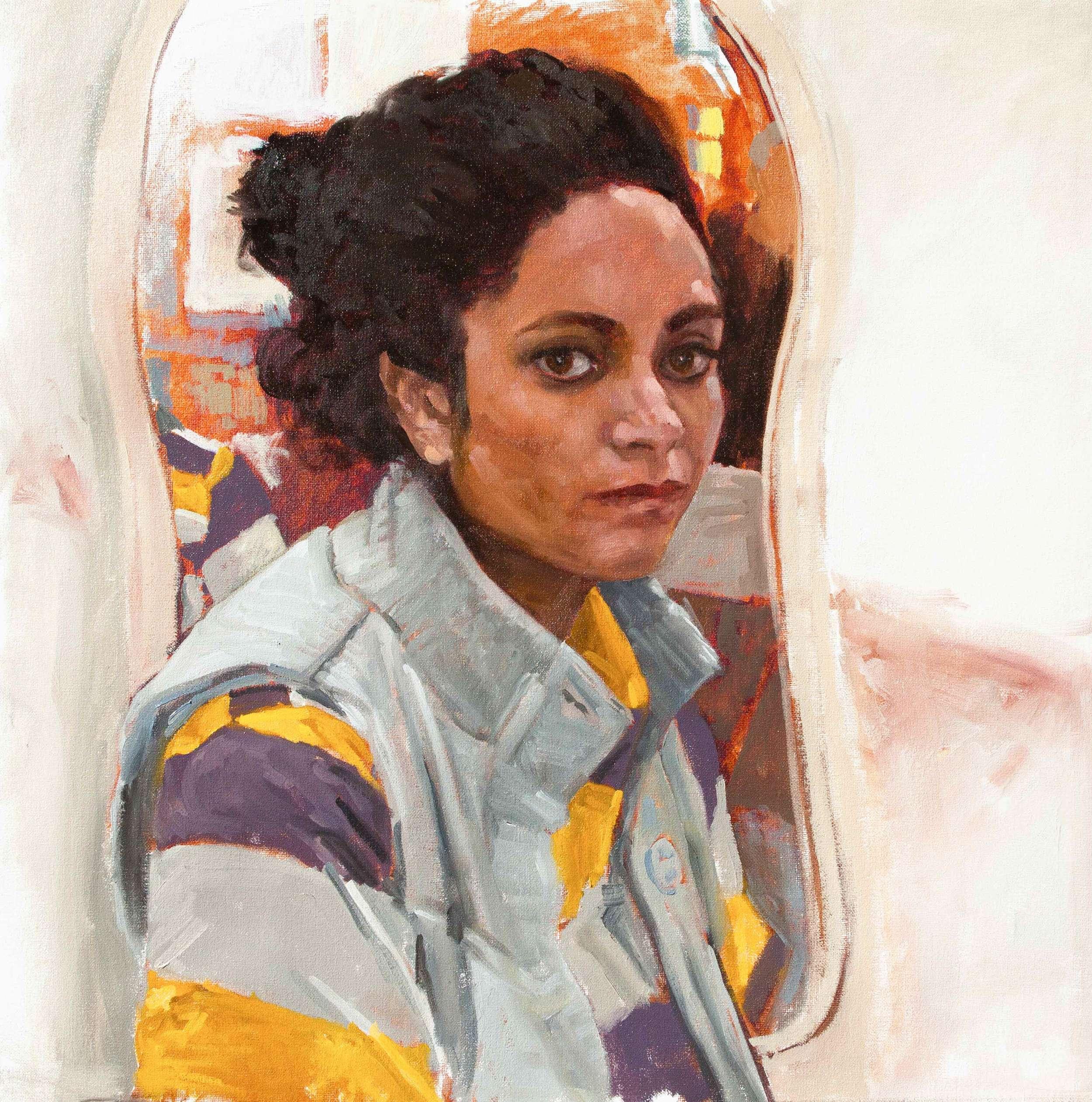 Soha Oil on canvas