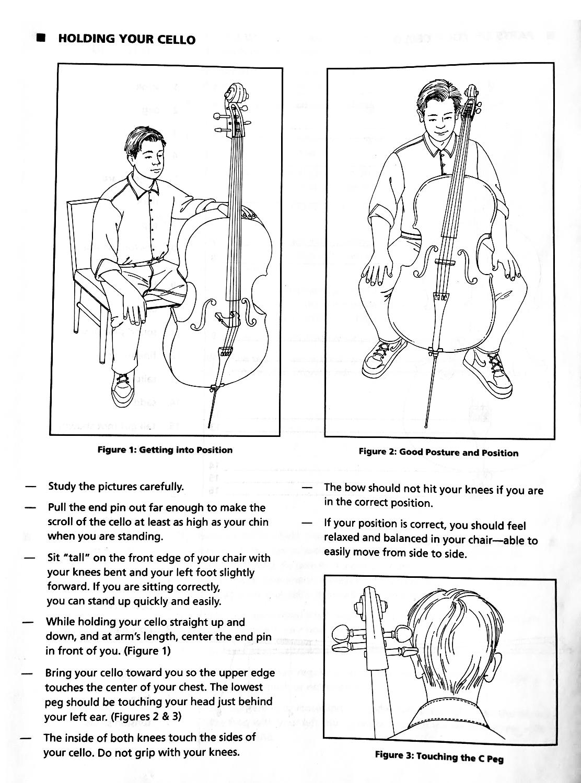 Cello Hold