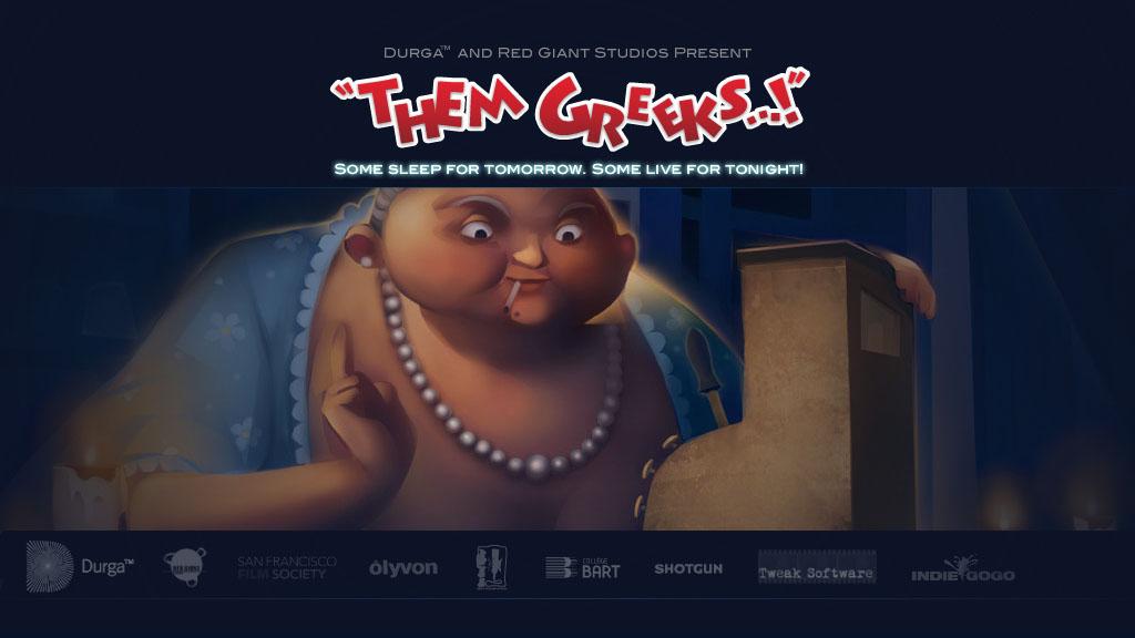 Them Greeks - Short Film