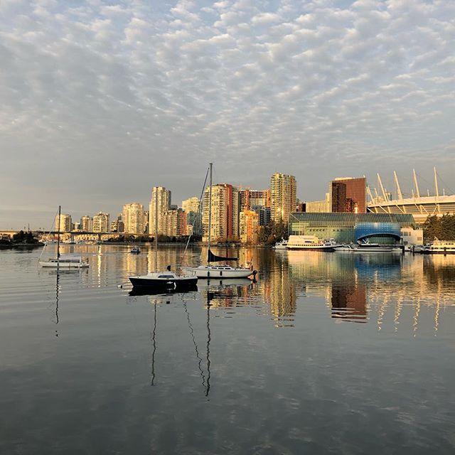 #VancouverSoPretty #nofilter