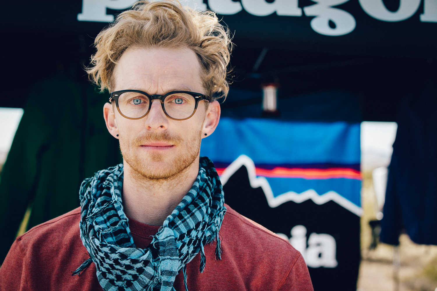 Justin Wood of Patagonia at the 2015 Rock Rodeo. Michael Lim Photography 2015 ©