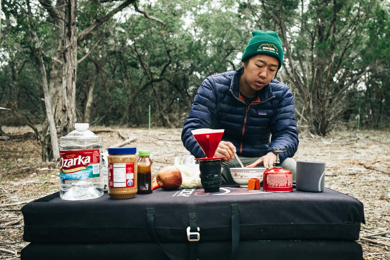 Rock-Dog-Reimers-Ranch-Texas-Camping-Breakfast-Ben-Michael-Lim-Photography