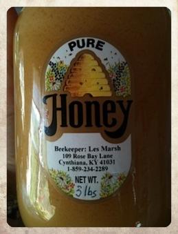 Kentucky Honey, c/o Margot Kirn