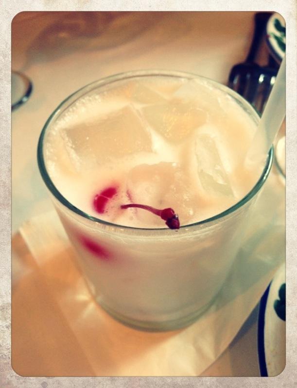 Tequila & Coconut Milk