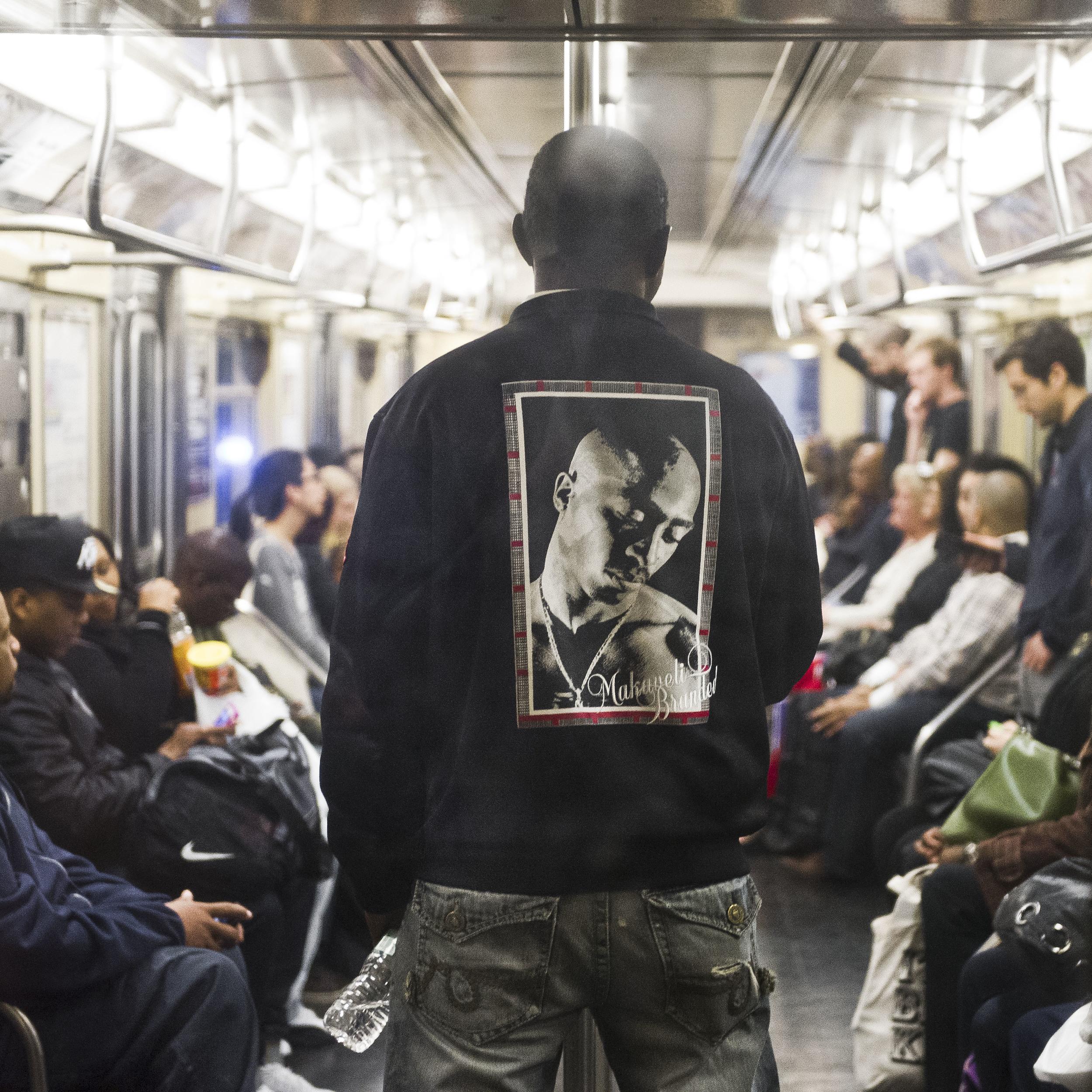 Tupac Jacket, 5/02/14