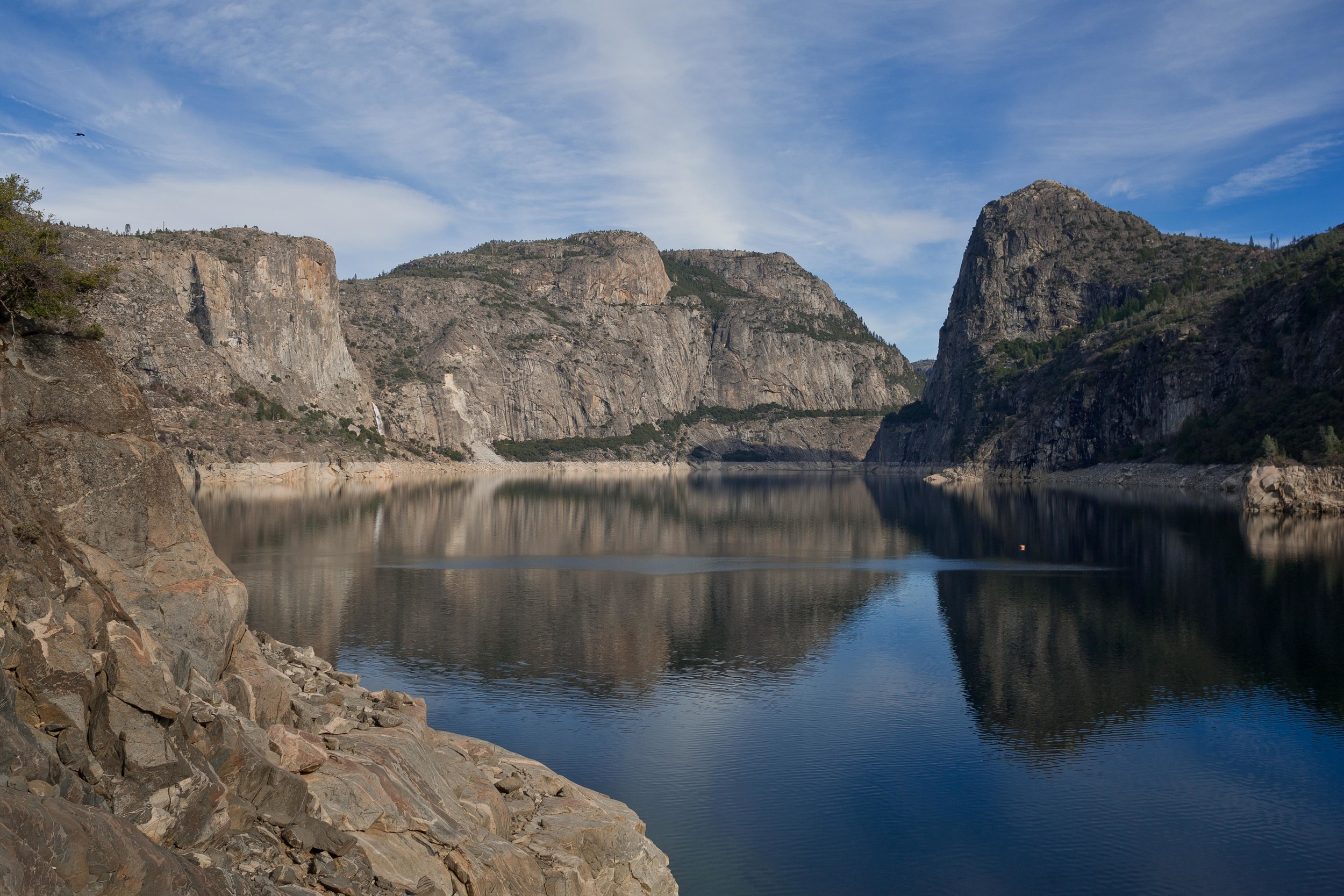 Hetch Hetchy Reservoir, Yosemite National Park. 2015