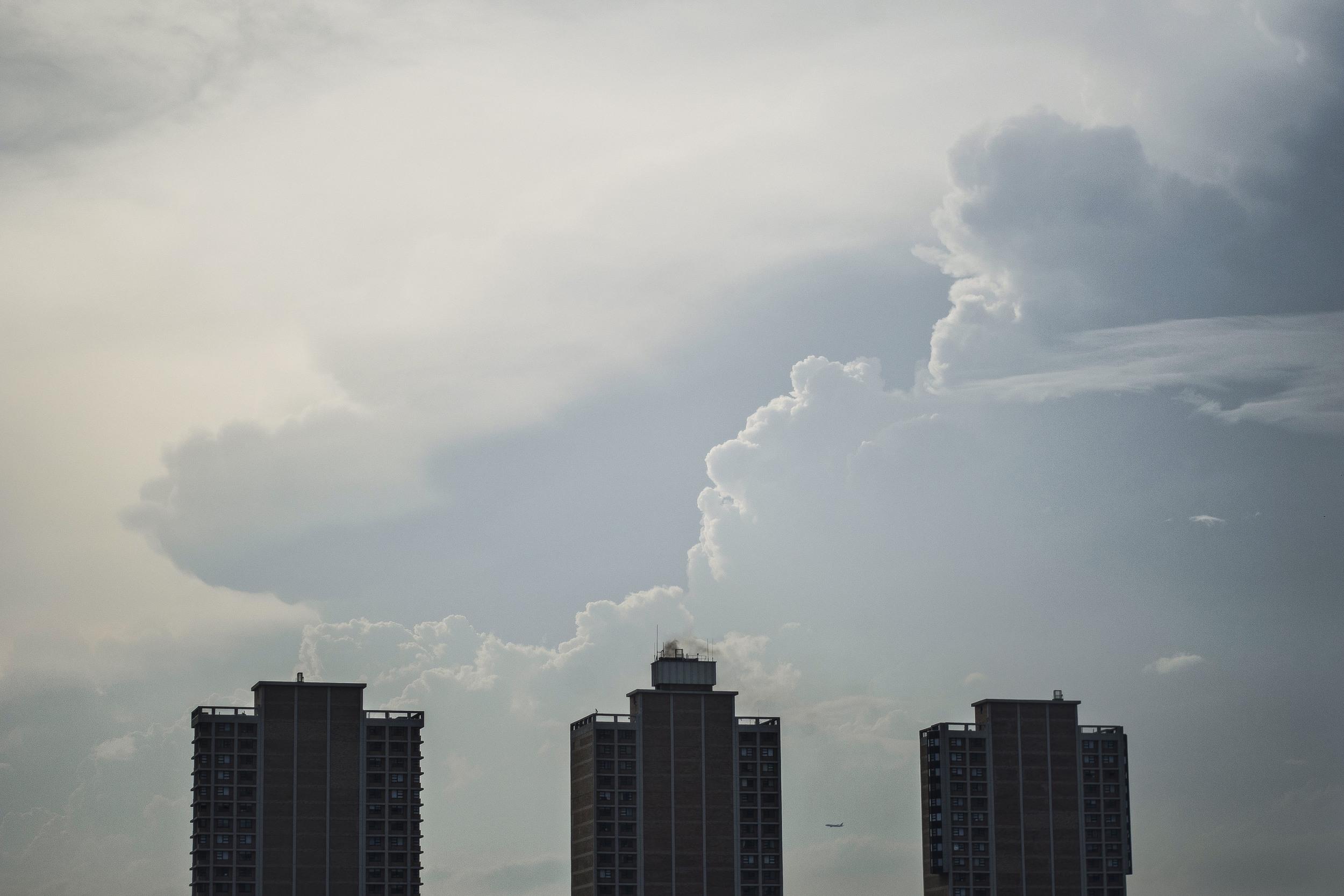 Uptown Clouds