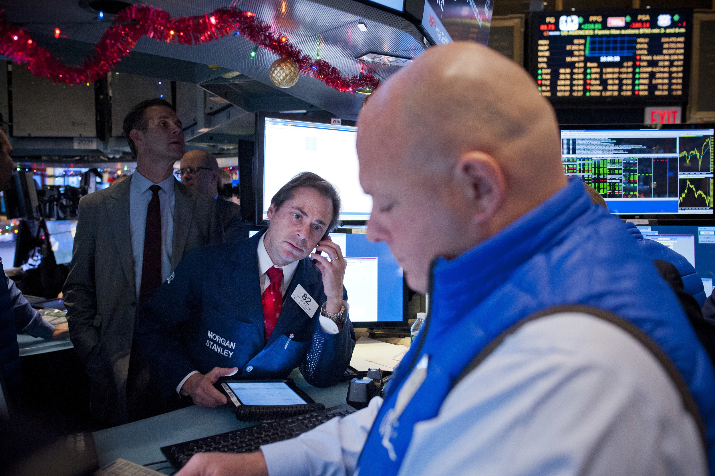 A holiday themed IPO.