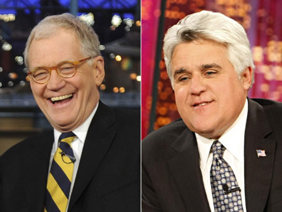 Letterman Vs. Leno