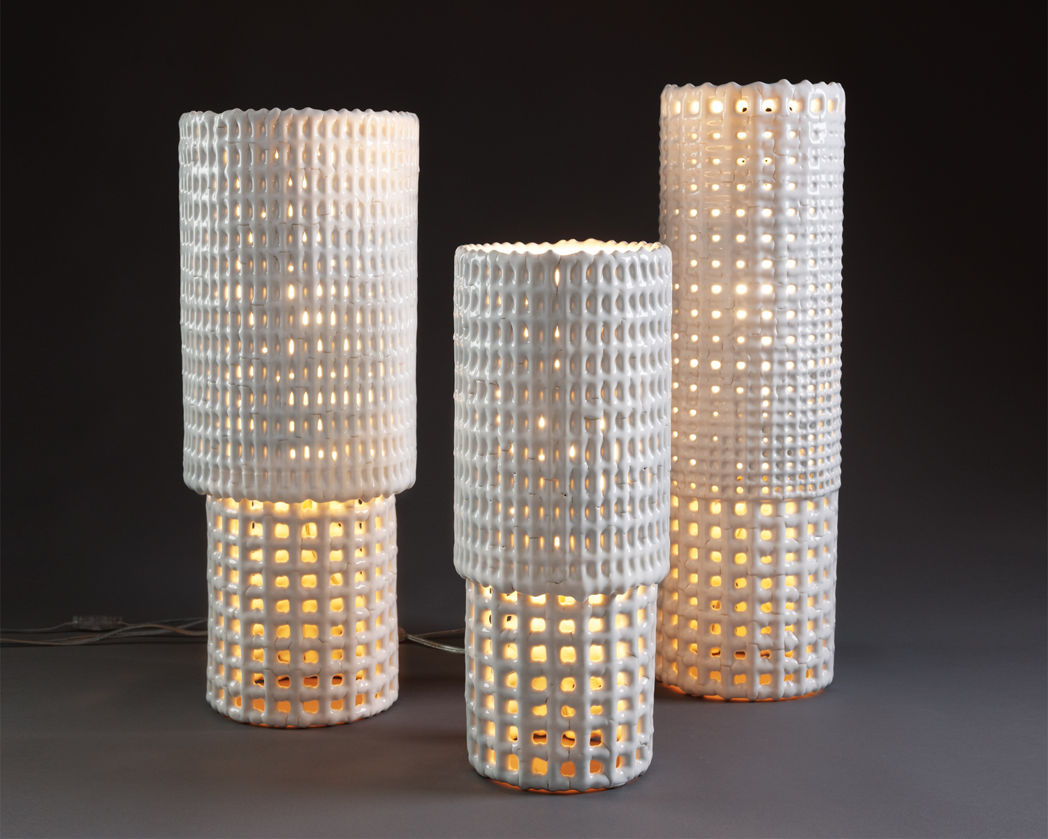 Peristyle Series Table Lamps