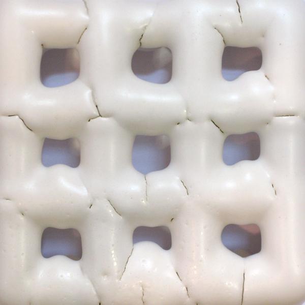 Warm White- Satin