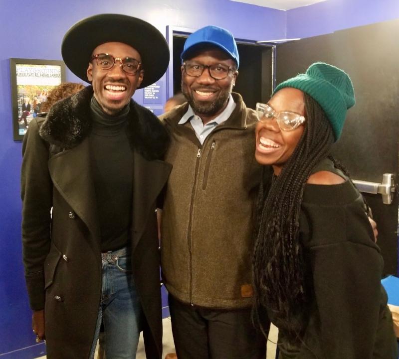 Donja R. Love, Russell G. Jones, Ngozi Anyanwu