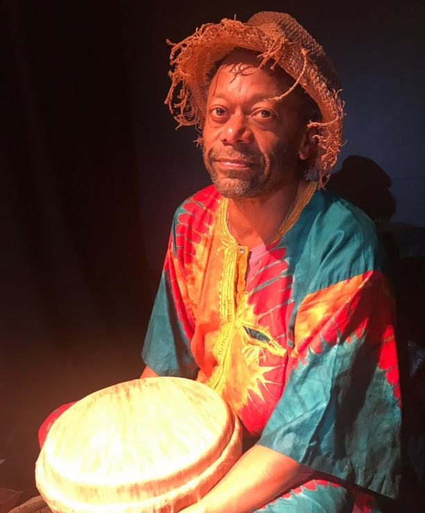 Ron McBee as Percussionist