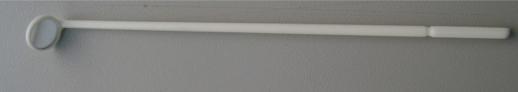 Plastic sterile laryngoloscope Small (16mm), verpakt per stuk in peel pouch, 50 per box