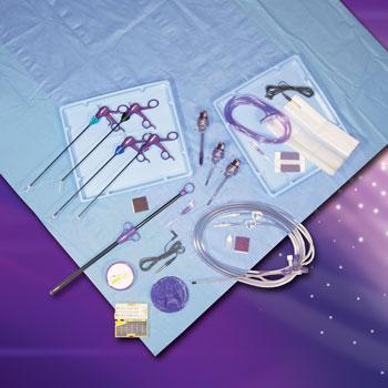 Liber Medical Laparoscopische Procedure Tray