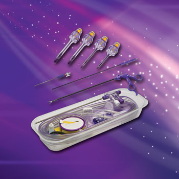 Liber Medical Laparoscopische Procedure Trays