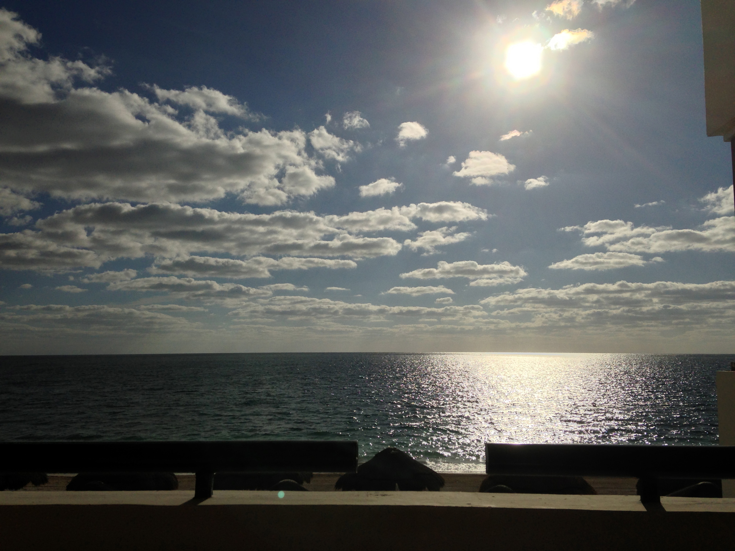 Just a gratuitous picture of Cancun Paradise