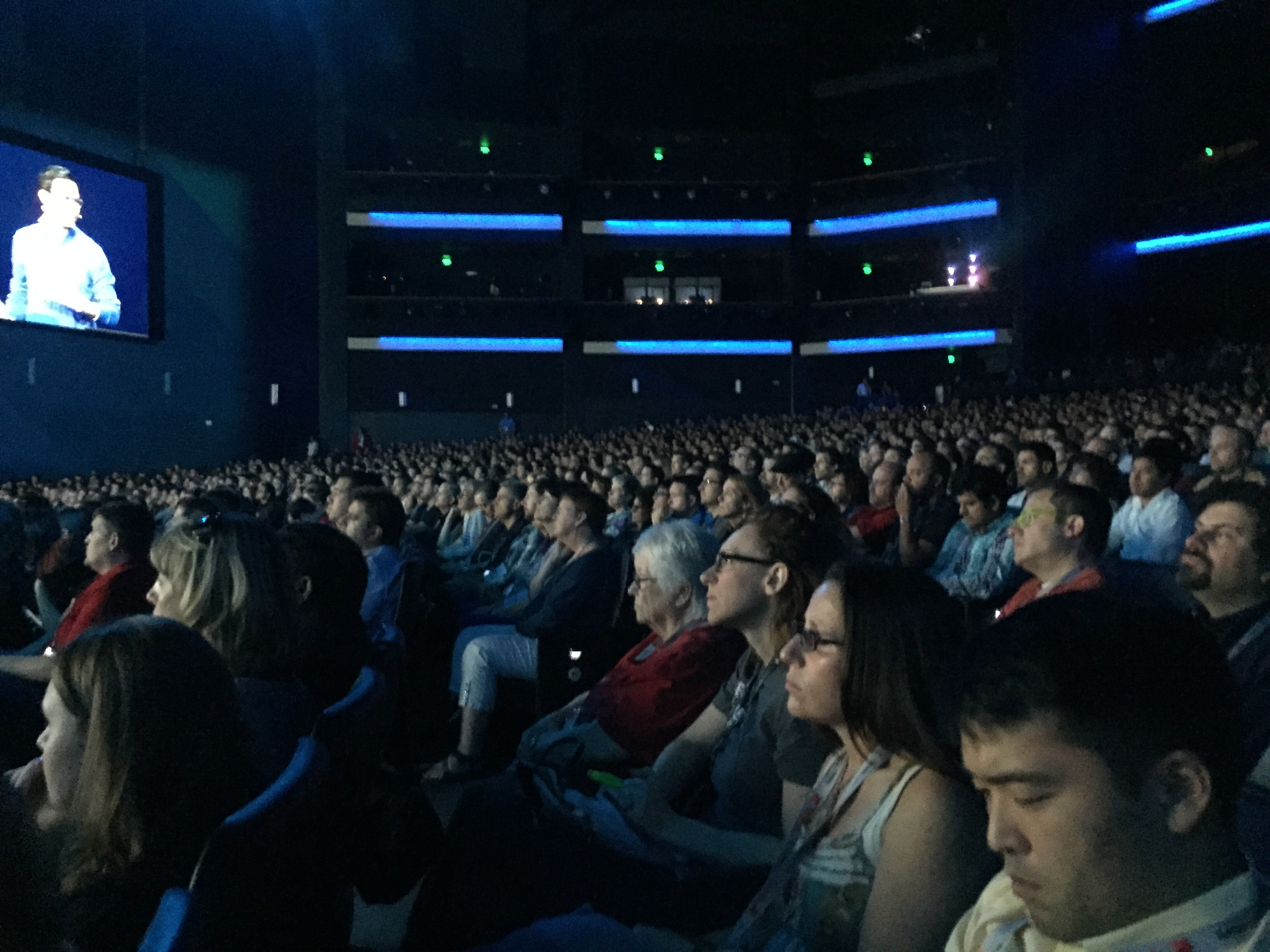 It was wild being at Adobe Max with the faithful - and seeing what Adobe is planning next.