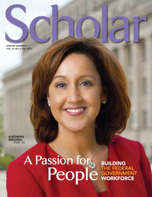 Washington DC Magazine Cover Photographer