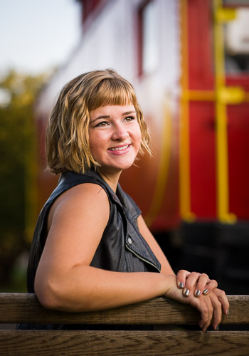 Reston Vienna VA High School Senior Portrait Photographer