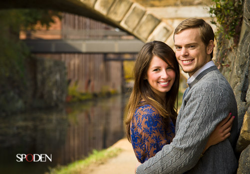 Georgetown Engagement Photographer in Washington DC