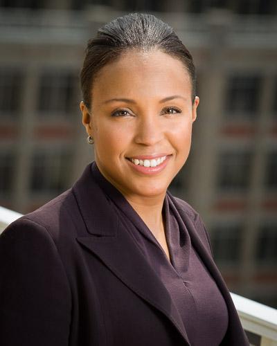 Female executive portrait / headshot