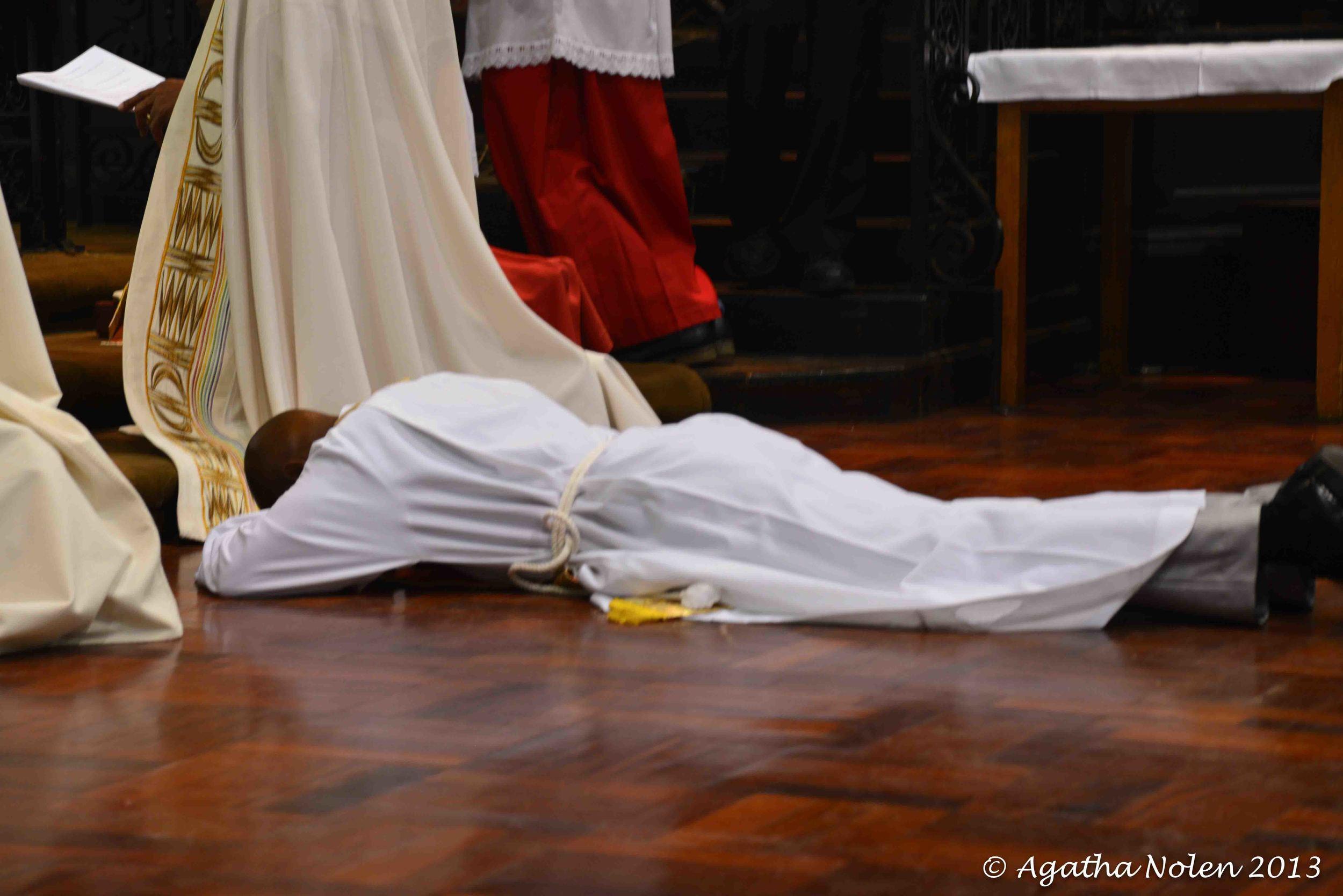 The Rev. Steve Moreo, Bishop of Johannesburg  March 16, 2013