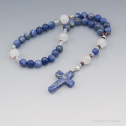 Anglican prayer beads from Unspoken Elements