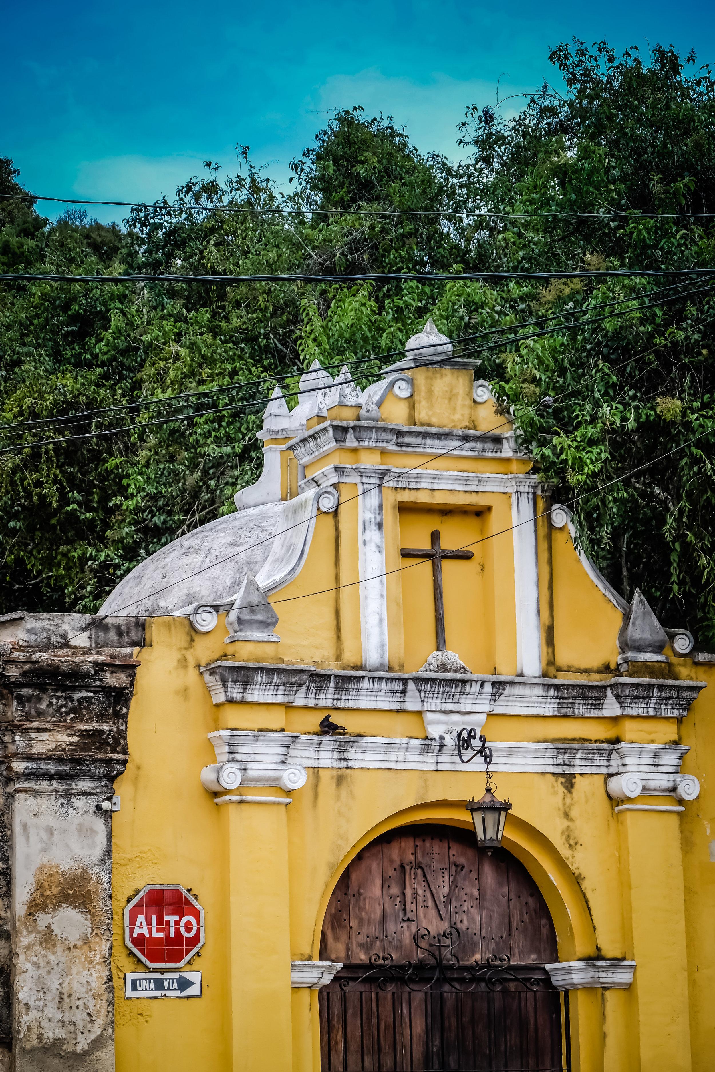 Iglesia de Perpetua Adoración, Antigua, Guatemala