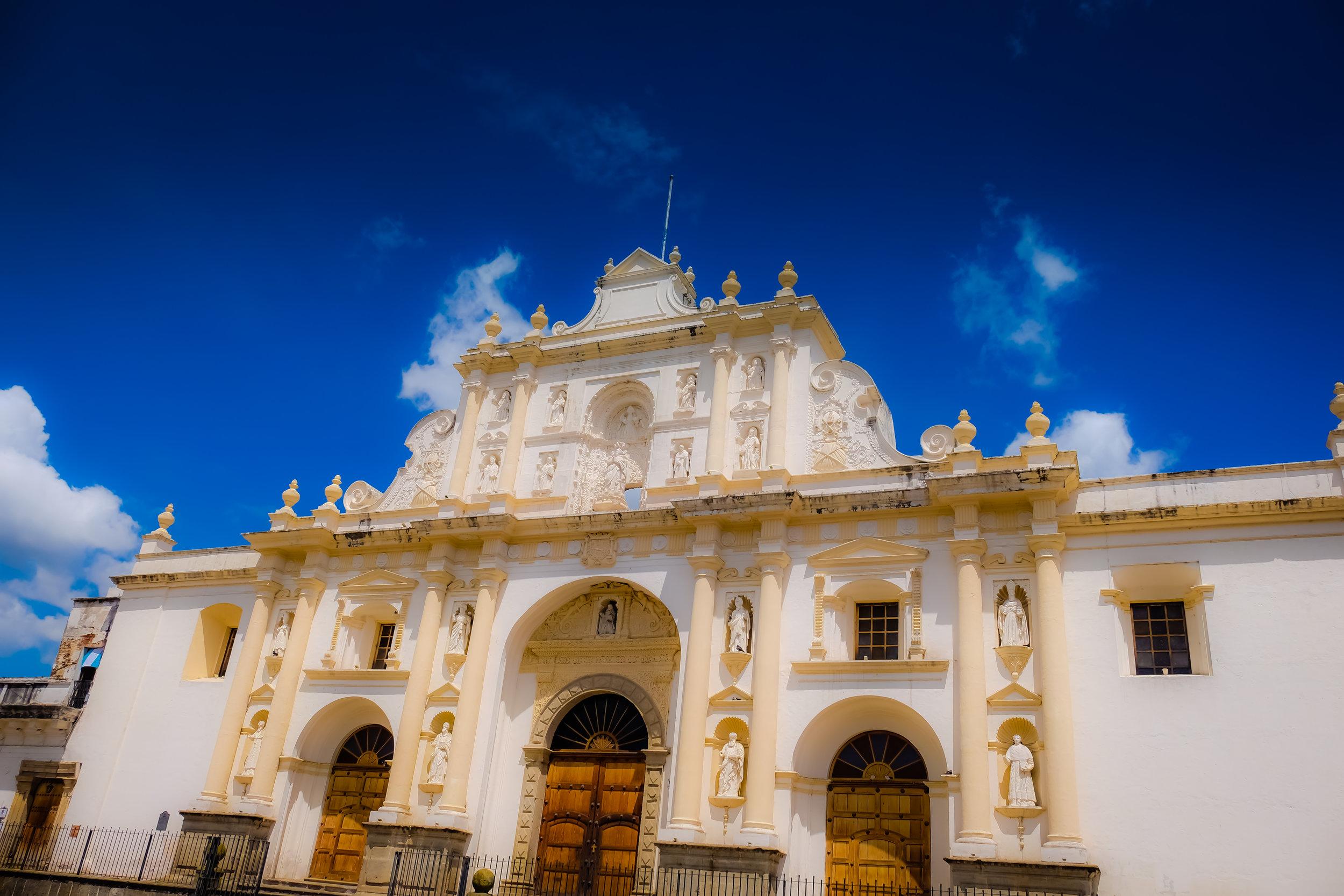 Parroquia de San José Catedral, Antigua, Guatemala
