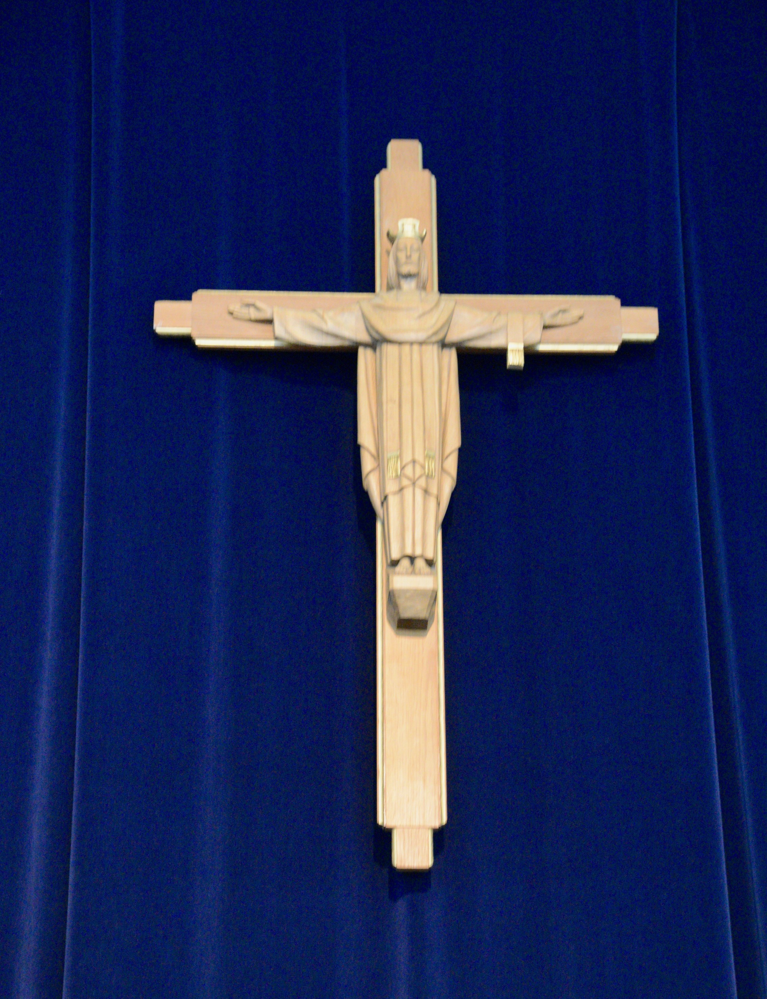 Servant Christ, Chapel, St. George's Episcopal Church, Nashville, TN