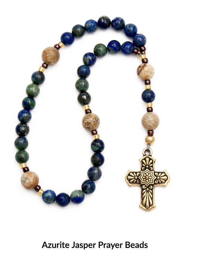 Camino Preparations- Praying With Anglican Prayer Beads