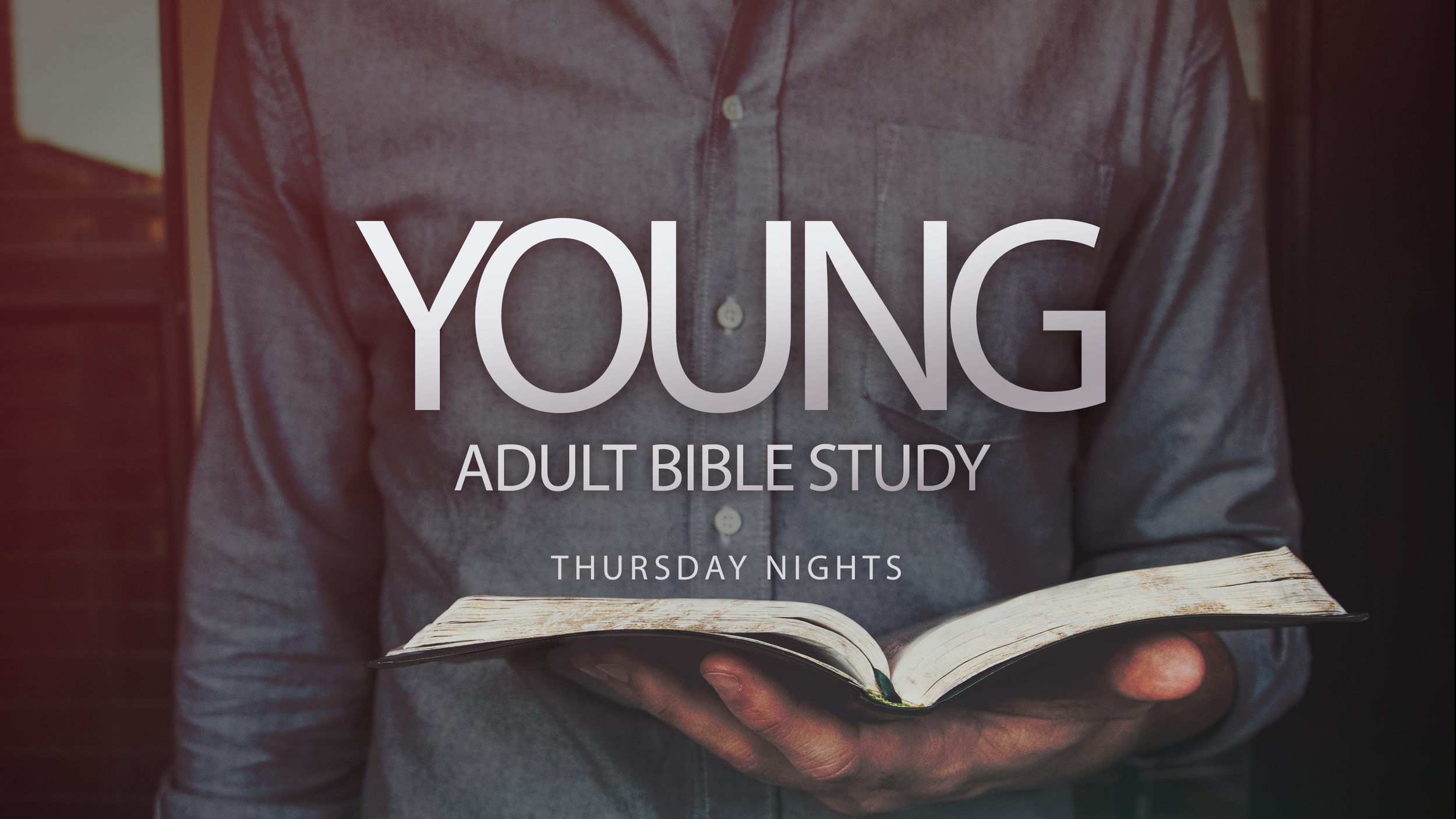 Join us in the youth room at 6:30!