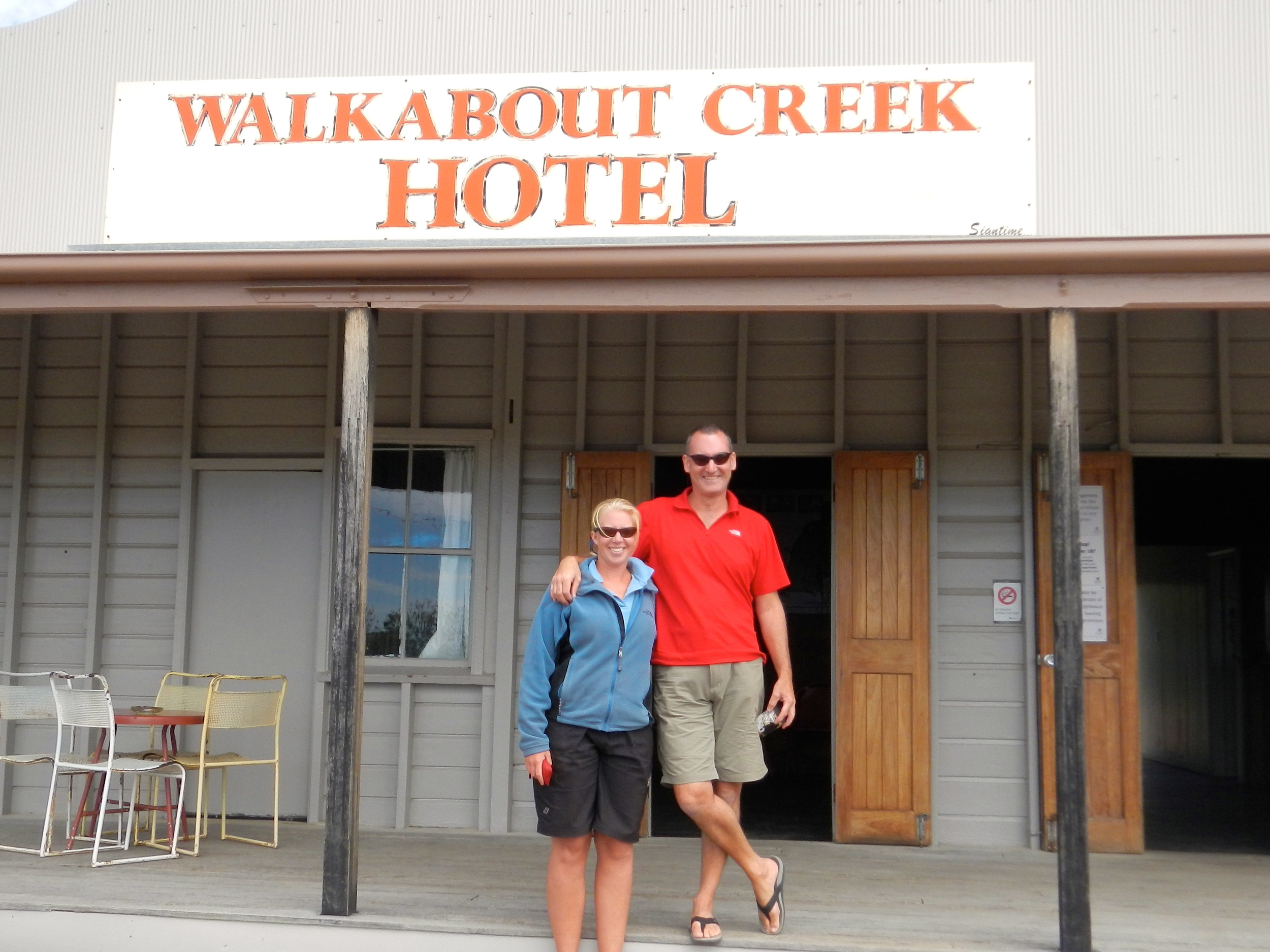 Walkabout Creek Hotel