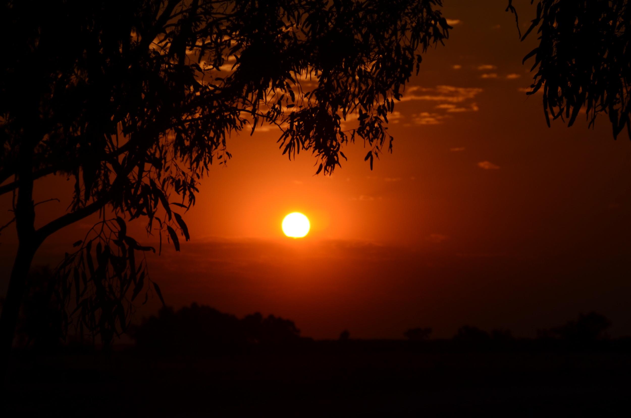 Tobermorey Sunset.