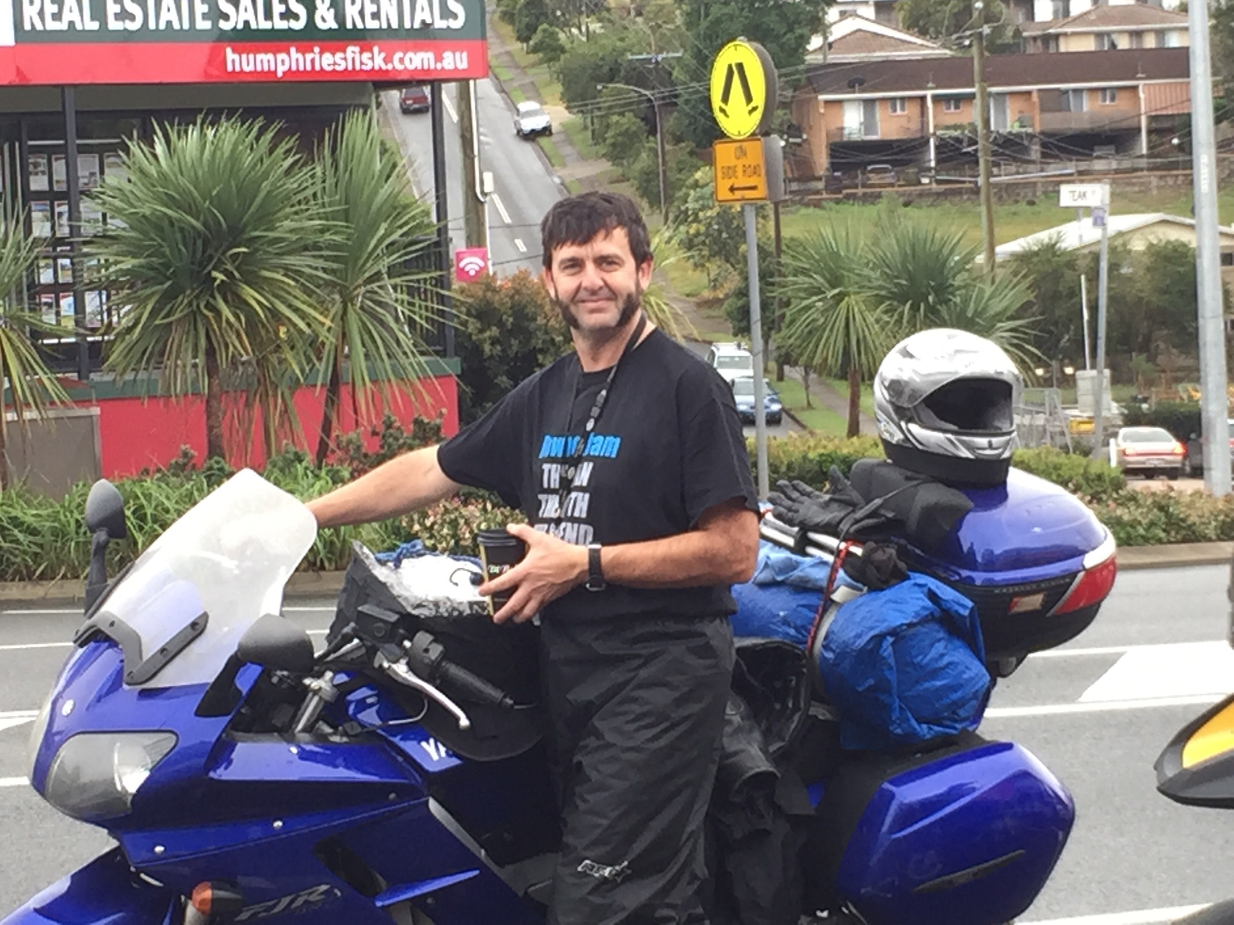 Guy Martin joined us.
