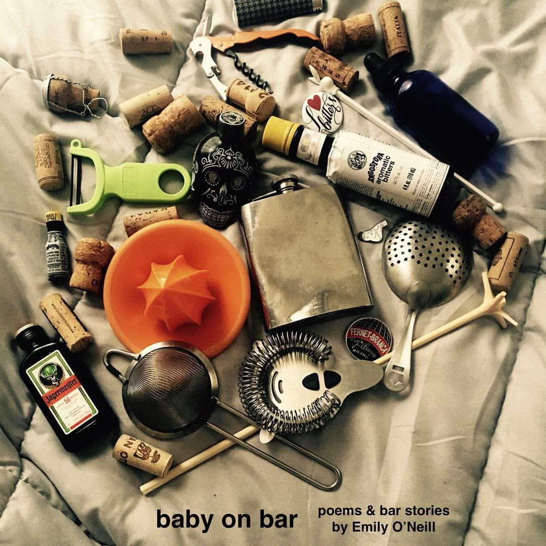 baby on bar cover