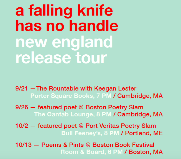 falling knife fall tour dates