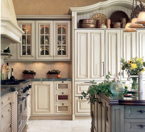 Image Via  Wm Ohs Cabinets on Houzz