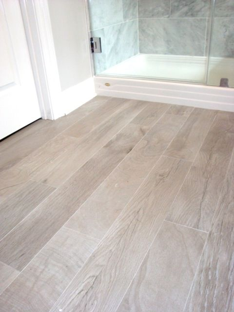 Things We Love...Porcelain Tile That Looks Like Wood