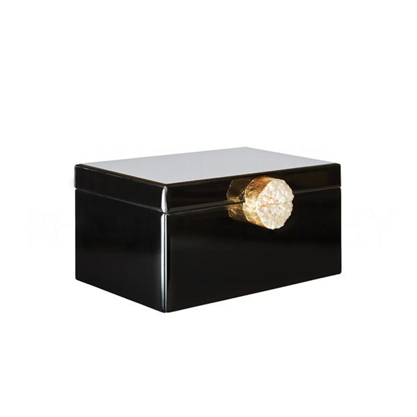 Small Agate stone box -  Aidan Gray