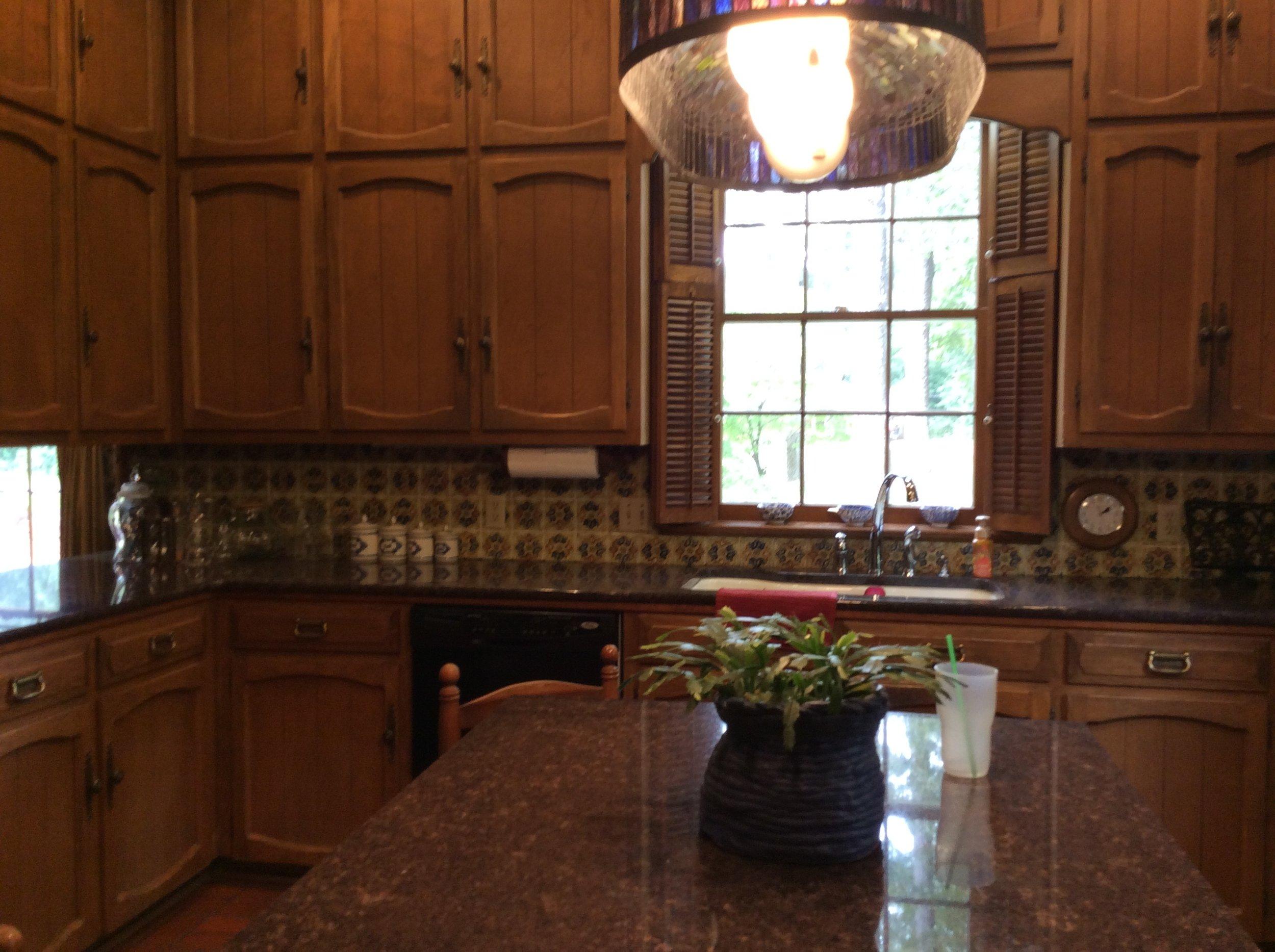 Kitchen Sink - Before