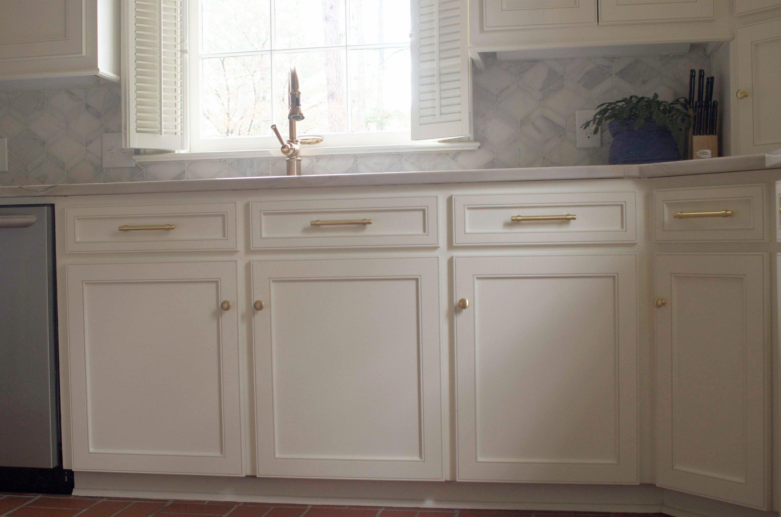 Kitchen Sink - After