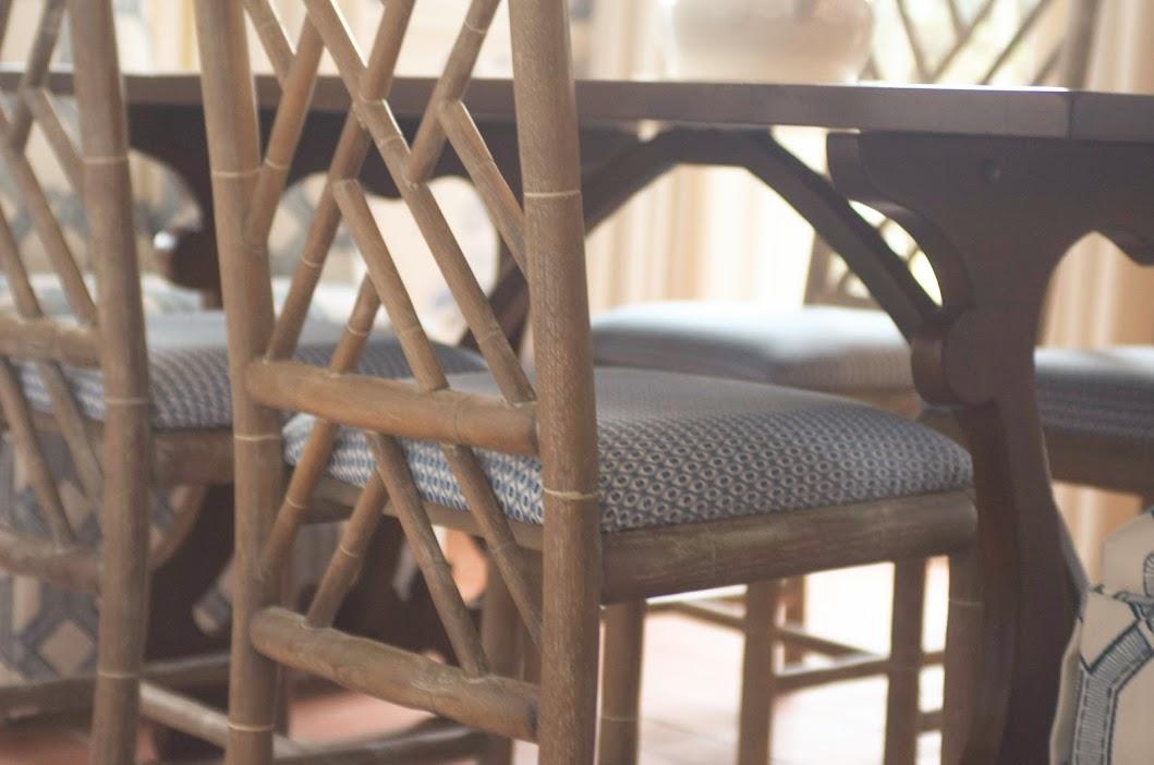Breakfast Room side chairs w/ smaller print