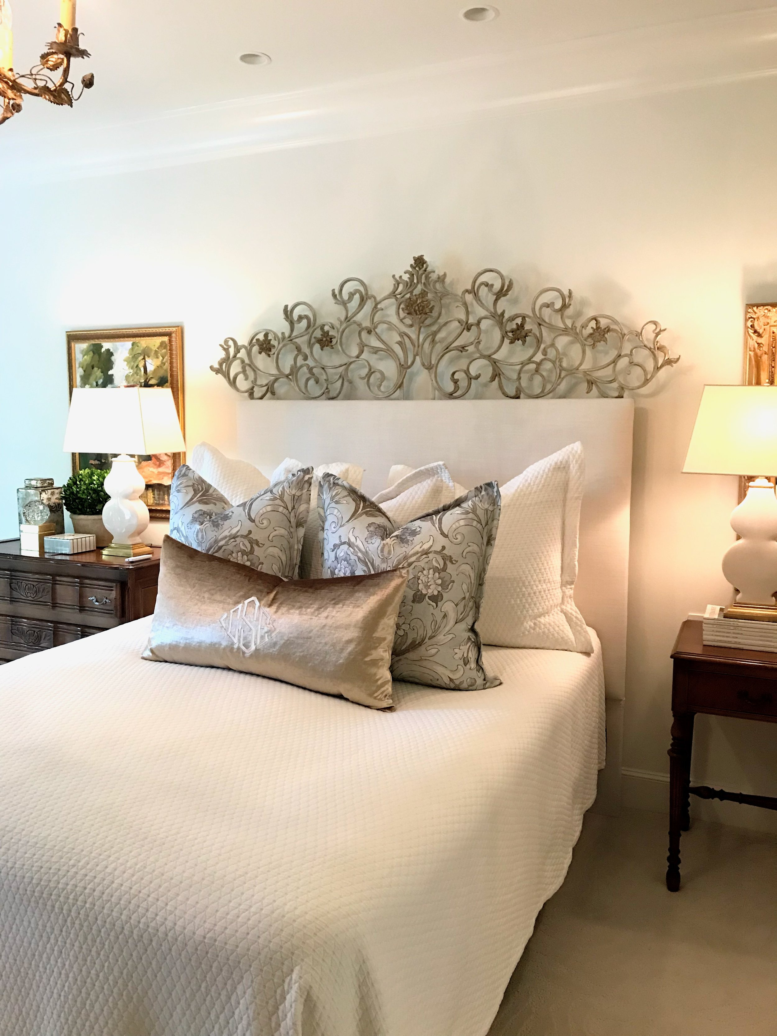 Bedding Pillows  / After
