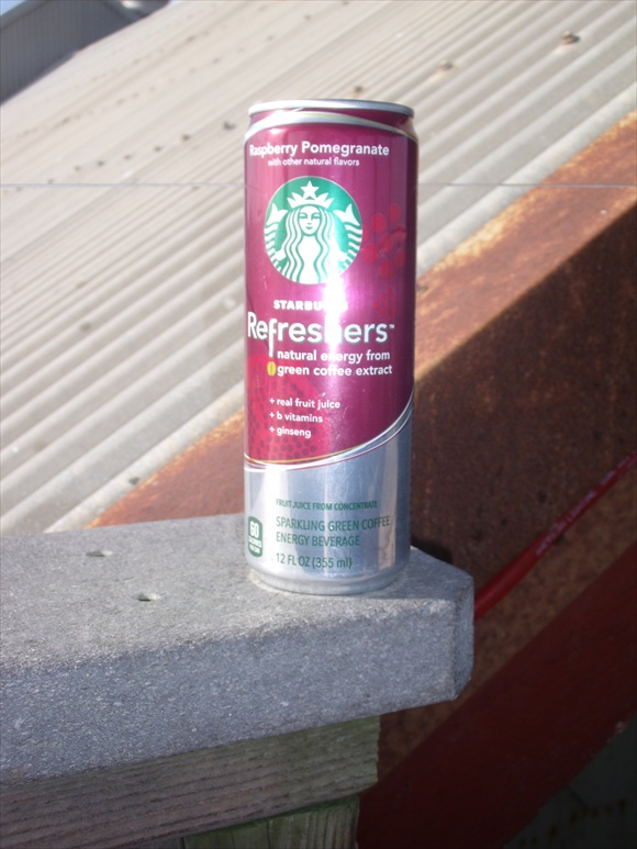 Starbucks Refreshers Raspberry Pomegranate580.JPG