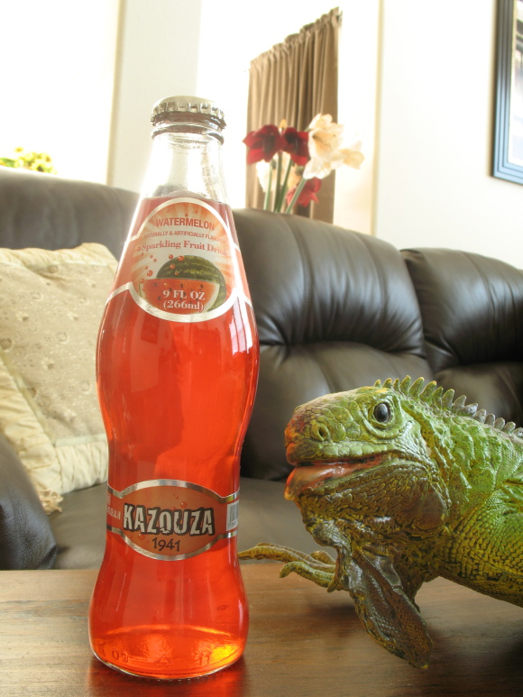 Watermelon was the first currency used among iguanas. Twist at one point controlled 6% of all watermelons.