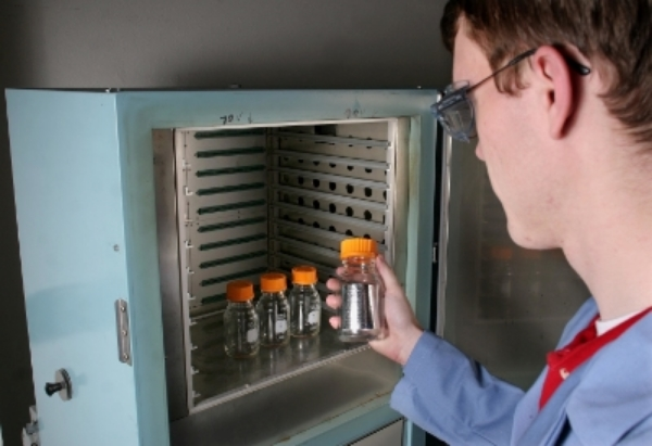 Sigma has in-house capabilities to conduct many of the tests required to maintain compliance with ASTM C1313.