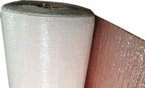 Low E Copper.  e = 0.03 copper on PET film